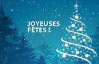 Joyeuses fêtes